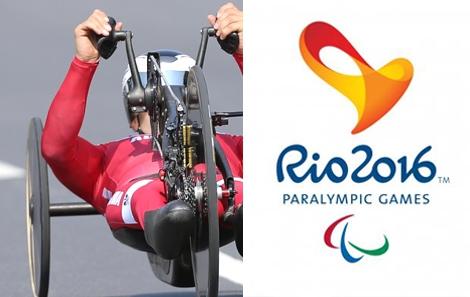 Handbike in Rio 2016